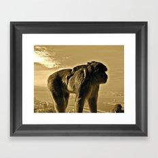 Motherly Love Framed Art Print