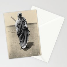 Service in Egypt Stationery Cards