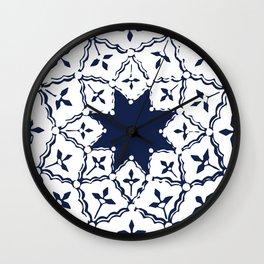 """""""Étoile de Marrakech"""" Wall Clock"""
