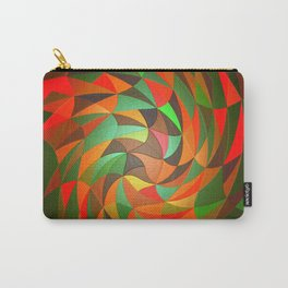 Holiday swirling.... Carry-All Pouch