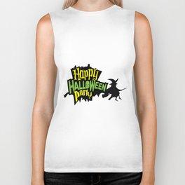 Halloween Party Biker Tank