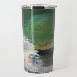 Grassi Lakes Travel Mug