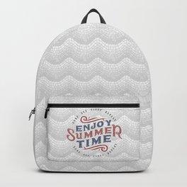 Enjoy Summer Time Backpack
