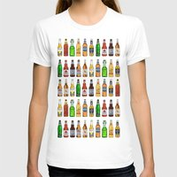 beer T-shirts featuring BEER by BearandBugle