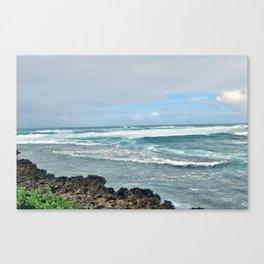 Maui Island of Hawaii Canvas Print