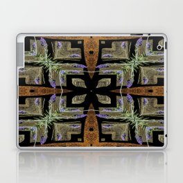Patterned Lavender - Lavandula Laptop & iPad Skin