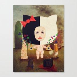 Thalidomide and the Infinite Sadness Canvas Print