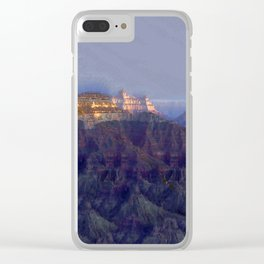 From the North Rim Clear iPhone Case