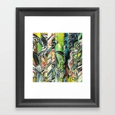 faded 1 Framed Art Print