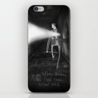 silent hill iPhone & iPod Skins featuring James Sunderland from Silent Hill 2 by Peerro