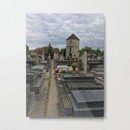 A Walk Among the Ghosts Metal Print