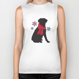 Black Dog Winter Biker Tank
