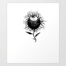 Flower of Evil Art Print