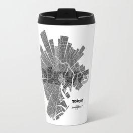 Tokyo Map Travel Mug
