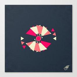 Satellite 4 Canvas Print