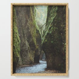 Oneonta Gorge Serving Tray