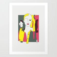 Désillusion 3 Art Print