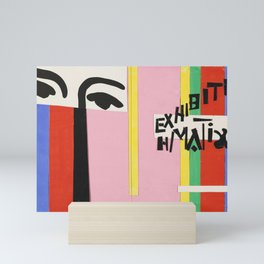 Cover design for exhibition catalogue by Henri Matisse Mini Art Print