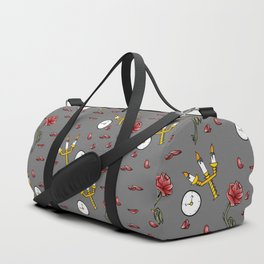Beauty within the Beast Duffle Bag