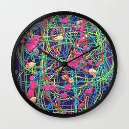 Improvisation #1 Wall Clock