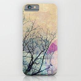 2 Trees iPhone Case