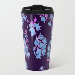 Bougainvillea casa Blue Travel Mug