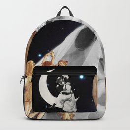 Lovers And Madmen Have Such Seething Brains Backpack