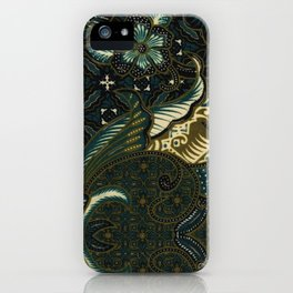 Be True To Your Roots iPhone Case