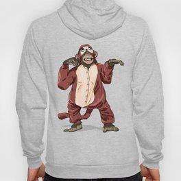 Monkey Onesie Hoody