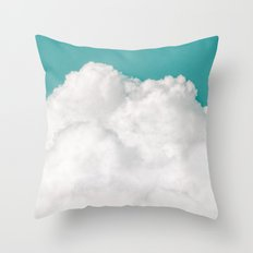 Dreaming Of Mountains Throw Pillow
