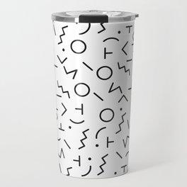 Memphis Travel Mug