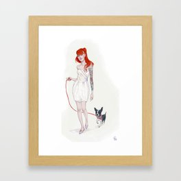 Stella Stars and Stripes Framed Art Print