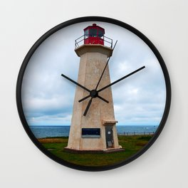 Shipwreck Point Lighthouse Wall Clock