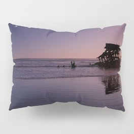 Peter Iredale Shipwreck at Fort Stevens State Park, Oregon. 2 Pillow Sham