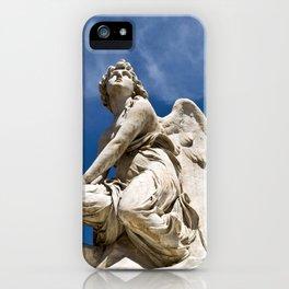 WHITE ANGEL - Sicily - Italy iPhone Case