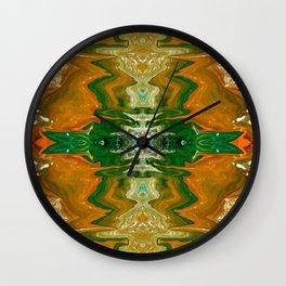 abstract shapes 8.2 Wall Clock