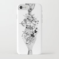 return iPhone & iPod Cases featuring Return by Sungwon