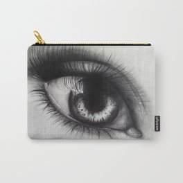 Eye Sketch 1  Carry-All Pouch