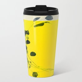 grayellow_mood Metal Travel Mug