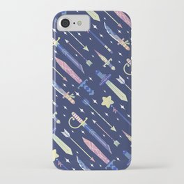 Magical Weapons iPhone Case