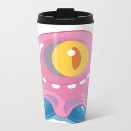 Pinky Tom Metal Travel Mug