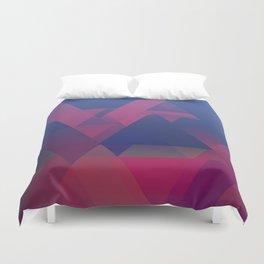 Geometrics Duvet Cover