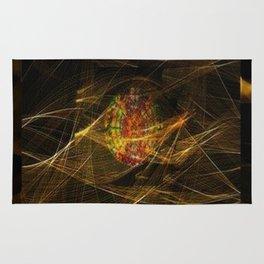 Veiled Heart Rug