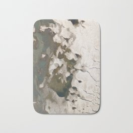 River and sand Bath Mat
