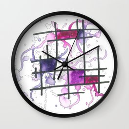 No. 10: Robin Wall Clock