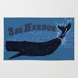 Sag Harbor Whale Rug