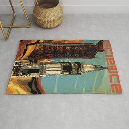 Apollo 11 NASA rocket 50th anniversary Rug