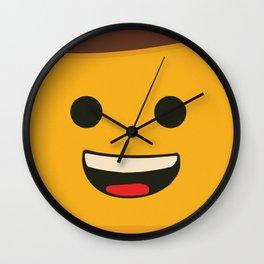 LEGO - Emmet  Wall Clock