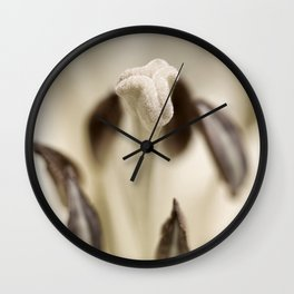Chocolate Milk  Wall Clock