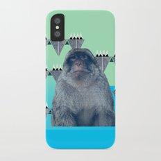 Barbary Ape iPhone X Slim Case